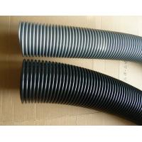 Flexible Duct Hose : Mm high pressure pvc flexible air duct hose with black