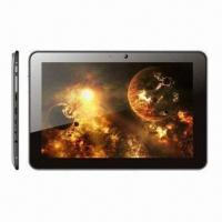 Buy cheap 10.1-inch Slim Tablet PCs, Android 4.1, All winner ADual Core 1.2GHz CPU, 2 Cameras, Wi-Fi/Bluetooth from wholesalers