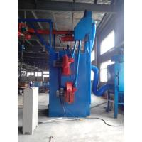 Buy cheap Bulk Casting Special Hanger Shot Blasting Machine For District Heating from wholesalers