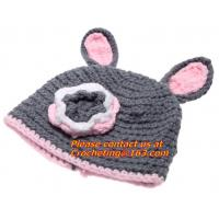 Buy cheap Crochet Knitting Costume Soft Adorable Clothes Photo Photography Props Hats & Caps from wholesalers