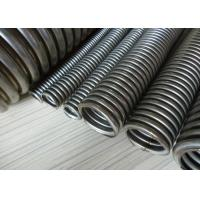Buy cheap Flexible 4 Inch Corrugated Metal Hose For Oil Water Conveying from wholesalers