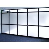 Buy cheap Size Customized Aluminium Frame Partition Walls Waterproof For Residential from wholesalers