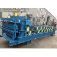 Buy cheap Automatic Roofing Sheet Roll Forming Machine Double Layer Corrugated and IBR from wholesalers