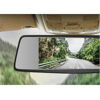 Buy cheap Dual Hd Dash Cam Video Recorder Rearview Mirror Parking Assistance Anti - Fog from wholesalers