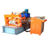 Buy cheap Metal Colour Steel Roof Sheet Forming Machine For Spanish Tile from wholesalers