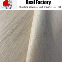 Buy cheap EV Red Oak,Crown Cut Engineered Wood Veneer,Red Oak Sliced Cut Veneer from wholesalers
