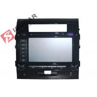 Buy cheap 5 Inch Display Screen Toyota DVD GPS Navigation Toyota Land Cruiser Dvd Player Wince System product