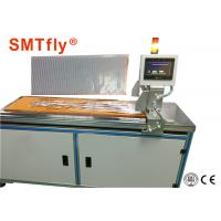 Buy cheap 7mm FPC Flex LED Separation Cutting Pcb Depaneling Equipment With Knife /  V Cut Pcb Depanelizer from wholesalers