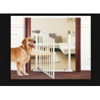 Buy cheap High Grade Expandable Safety Gate For Kids With Double Locking Device from wholesalers