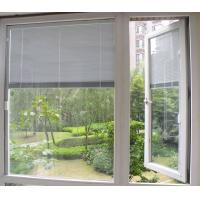 Buy cheap 22*64 Inch Blinds In Glass , White  Tempered Glass With Blinds Inside from wholesalers