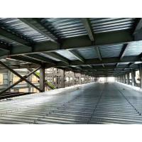 Buy cheap Durable Q345B Workshop Steel Structure With High Strength Bolt & Screw from wholesalers