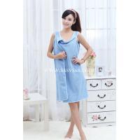 Buy cheap Magic  microfiber lady bath dress from wholesalers