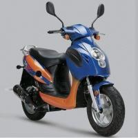 Buy cheap 50CC/125CC/150CC Gasoline Motor Scooter with Wheel Base of 1,302mm from wholesalers