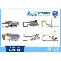 Buy cheap X Type / C Type Hanging Mini Spot Welding Machine , Mini Spot Welder from wholesalers