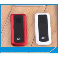 Buy cheap 4G LTE Pocket Hotspot 8000mAh Powerbank MIFI Router  global roaming CAT4 CAT6 LTE router from wholesalers