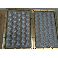 Buy cheap High Performance Pulp Molding Dies / Egg Tray Mold For Molded Fibre Packaging from wholesalers