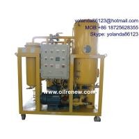 Buy cheap Vacuum Turbine Oil Filtation, Turbine Oil Processing Machine, Emulsified Oil Cleaning from wholesalers