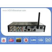 Buy cheap WIFI Support Digital Satellite Receiver Support 8QPSK Twin Tuner from wholesalers