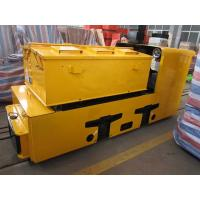 Buy cheap 3.5 Ton electric trolley mine locomotive product