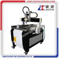 Buy cheap China small 4 axis cnc machine engraving cutting for wood metal ZK-6090 600*900mm from wholesalers