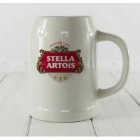 Buy cheap EXPORT beer mug ceramic cup custom LOGO for your design from china from wholesalers