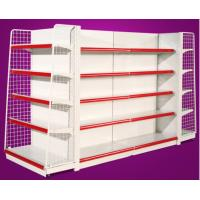 Buy cheap 5 Layers Supermarket Display Shelving With ISO9001 / ISO2015 / SGS Certificate from wholesalers