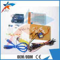 Buy cheap UNO R3 Based Starter Kit For Arduino , Flexible Electronics Learning Kit from wholesalers