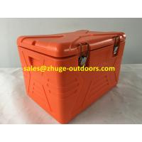 Buy cheap Thermal Roto Molded 55 Liter PU Insulation Plastic Ice Cooler Box from wholesalers
