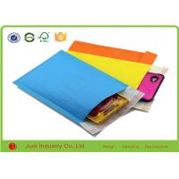 Buy cheap Print Kraft Bubble Padded Bags , Colorful Self Adhesive Poly Mailer Envelopes from wholesalers