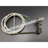 Buy cheap Customized Electric Coil Heaters With SS Braided Leads , Highly Non-corrosive from wholesalers