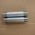 Buy cheap Carbon Steel Nipple Carbon Steel Weld Fittings Black Steel Pipe Fittings from wholesalers