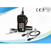 Buy cheap Through Paint Ultrasonic Thickness Measurement Equipment With Dual Transducers from wholesalers