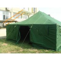 Buy cheap 30 Person Galvanized Steel Army Military Camping Waterproof  Canvas Tent from wholesalers