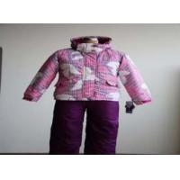 Buy cheap Children Ski Suit, Kid Ski Wear, Kid Ski Suits from wholesalers