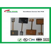 Buy cheap Quick Turn PCB Prototypes FPC  with Surface Treatment - Ni / Au ENIG Polyimide high Tg polyimide from wholesalers