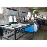 Buy cheap PVC PP PE Foam Board Plastic Extrusion Machine For Furniture from wholesalers