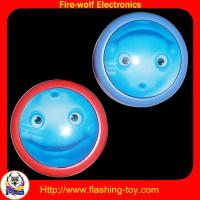 Buy cheap classics Flashing Toy red / blue / green / white / orange light up ABS Plastic Yoyo from wholesalers