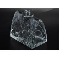 Buy cheap Empty glass perfume bottles / creative clear glass spray perfume bottles most beautiful from wholesalers