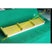 Buy cheap Light Weight Construction EPS Sandwich Panels Roofing For Cold Room from wholesalers