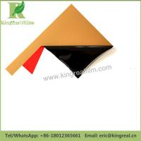 Buy cheap Printable Black and White Aluminum Sheet Surface Protective Film from wholesalers