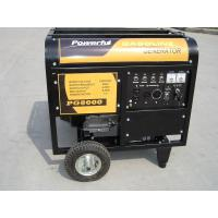 Buy cheap 3 Phase Open Type Copper Wire 15HP Home Gasoline Generator With Handles And Wheels from wholesalers