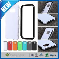 Buy cheap Thin Durable Galaxy Cell Phone Cases TPU Rubber For Samsung Galaxy S6 from wholesalers