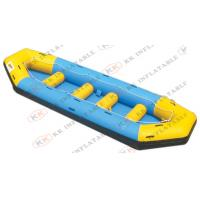 Buy cheap Digital Print Pvc Inflatable Boat Inflatable Rib Boat For Water Park Games from wholesalers
