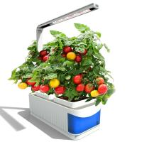 Buy cheap Smart Hydroponics Herb Garden Lights, Suitable for All Plants, Kit Mini Growing Plant LED Light, Desk Lamp for Reading from wholesalers