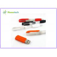 Buy cheap 2 In 1 Multifunction Plastic Blue Usb Pen Memory Stick For Students , Teacher And Officer product