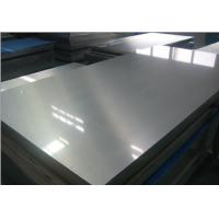 Buy cheap High Preciseness Electrolytic Tinned Steel Sheet Impact Resistance Excellent Weatherability from wholesalers