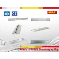 Buy cheap MEA outdoor slot cover polymer drain channel from wholesalers