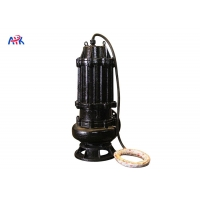Buy cheap Non Clogging 3 Phase Fecal Dewatering Drainage Water Pumps from wholesalers