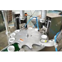 Buy cheap Plastic Bottle Cap Lining Machine Place The Gasket Into The Cover Automatic from wholesalers