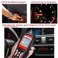KONNWEI KW830 Code Reader With Live Data  / Car Battery Testers Analyzers